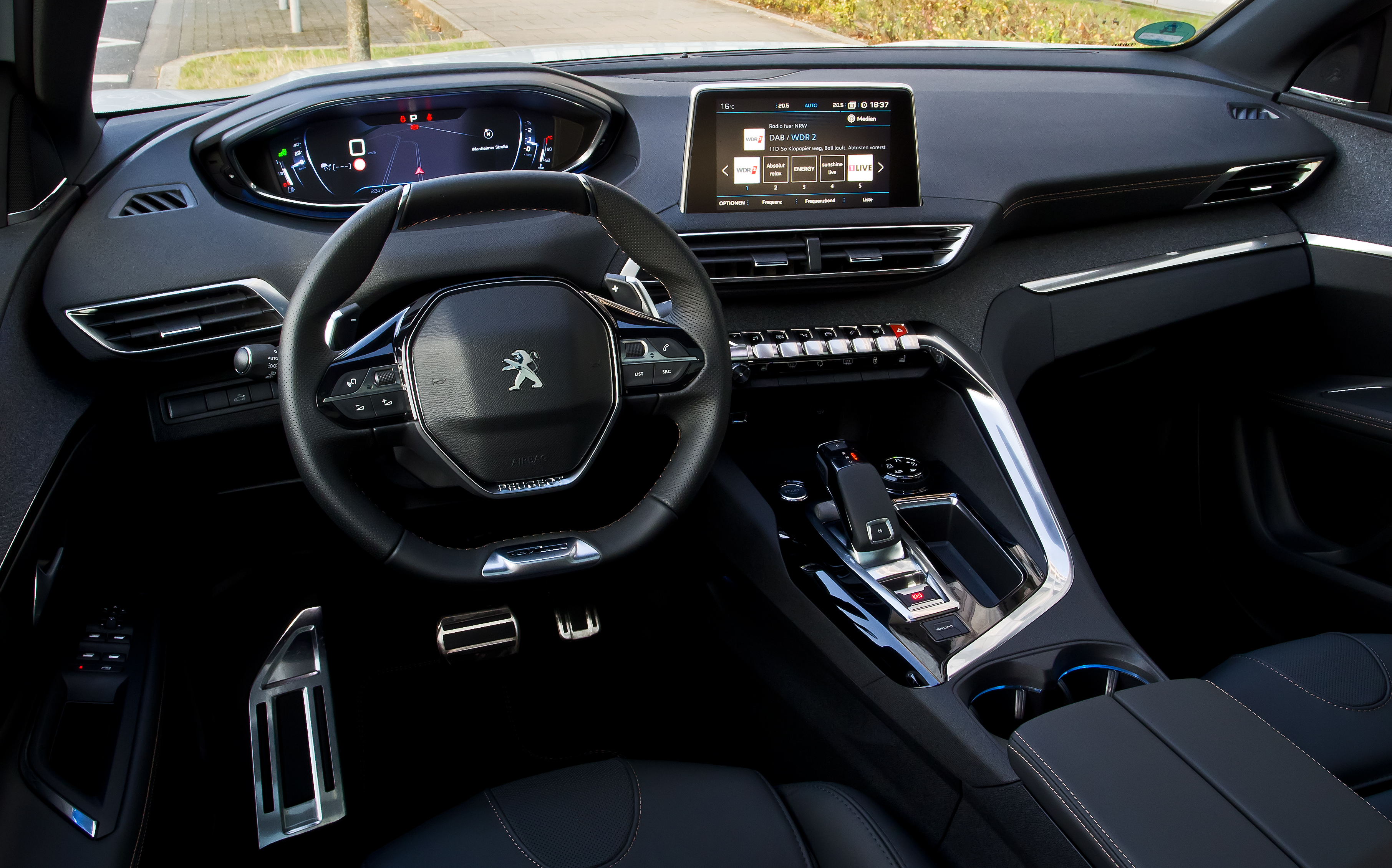 100 peugeot 508 interior 2016 peugeot 508 review for Interior 508 peugeot