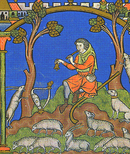 Sheep  became increasingly important to English agriculture.