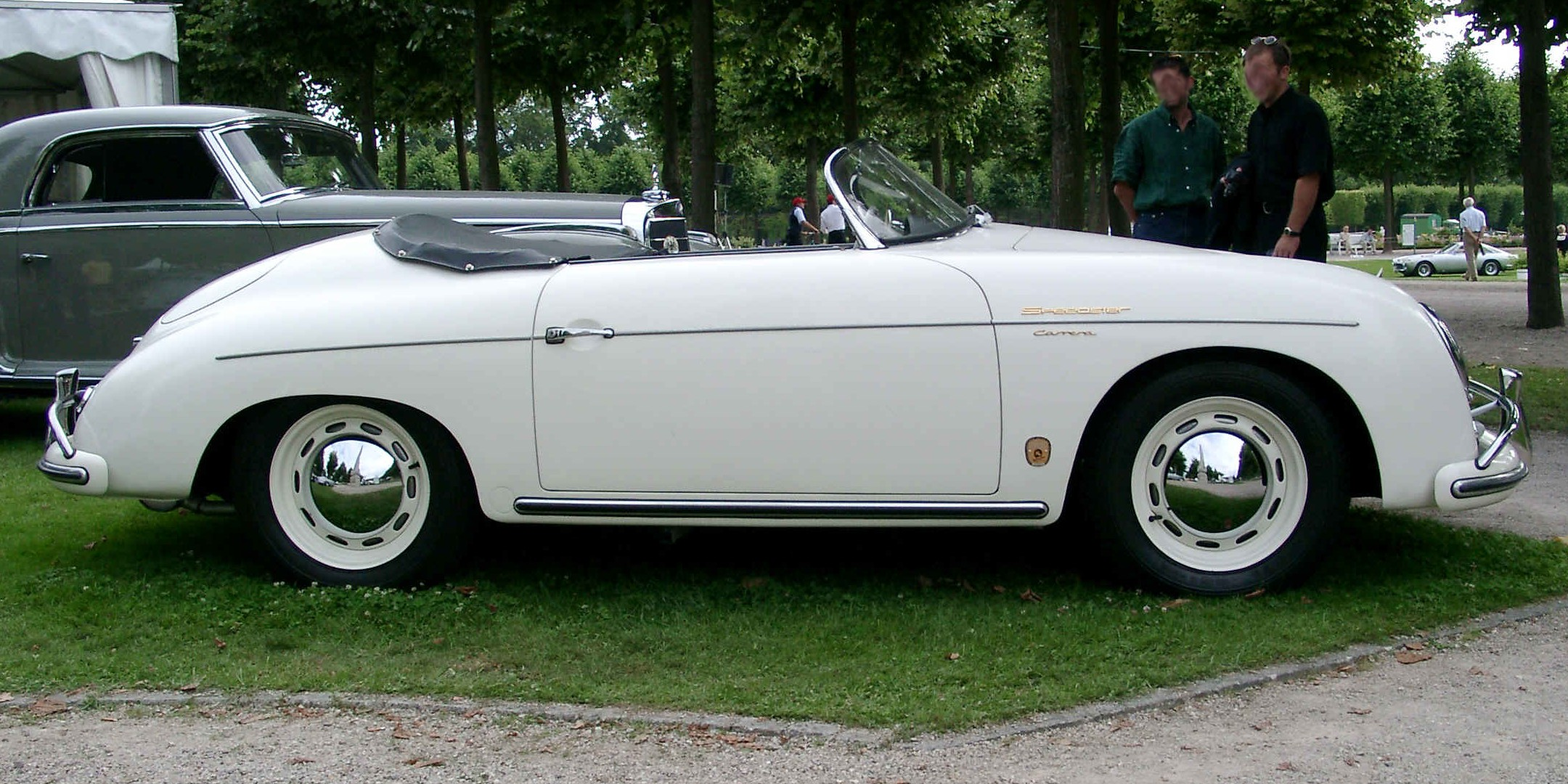 File Porsche 356 Speedster Cabrio Side 20020707 Jpg