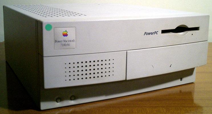 Power Macintosh 7100 Wikipedia