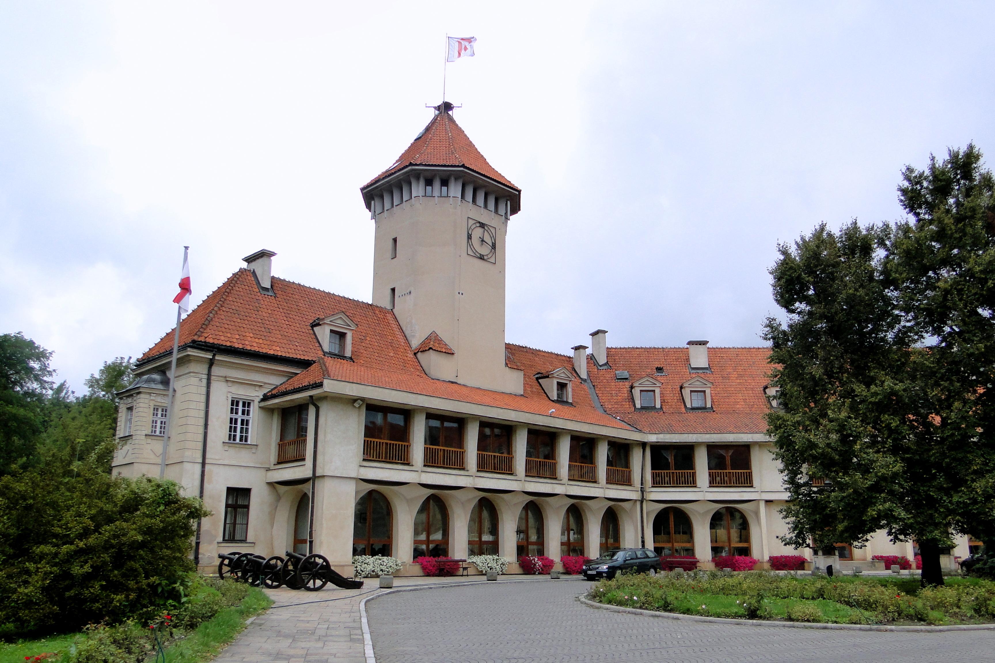The Polonia Castle