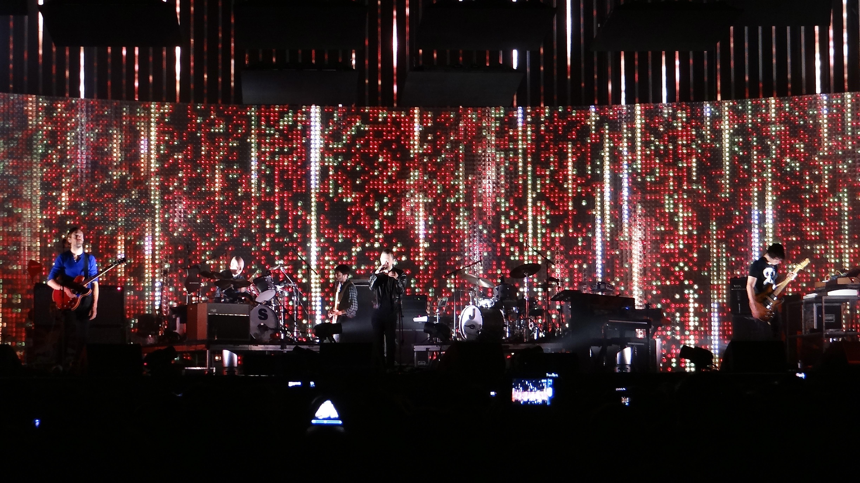 Radiohead Tour History
