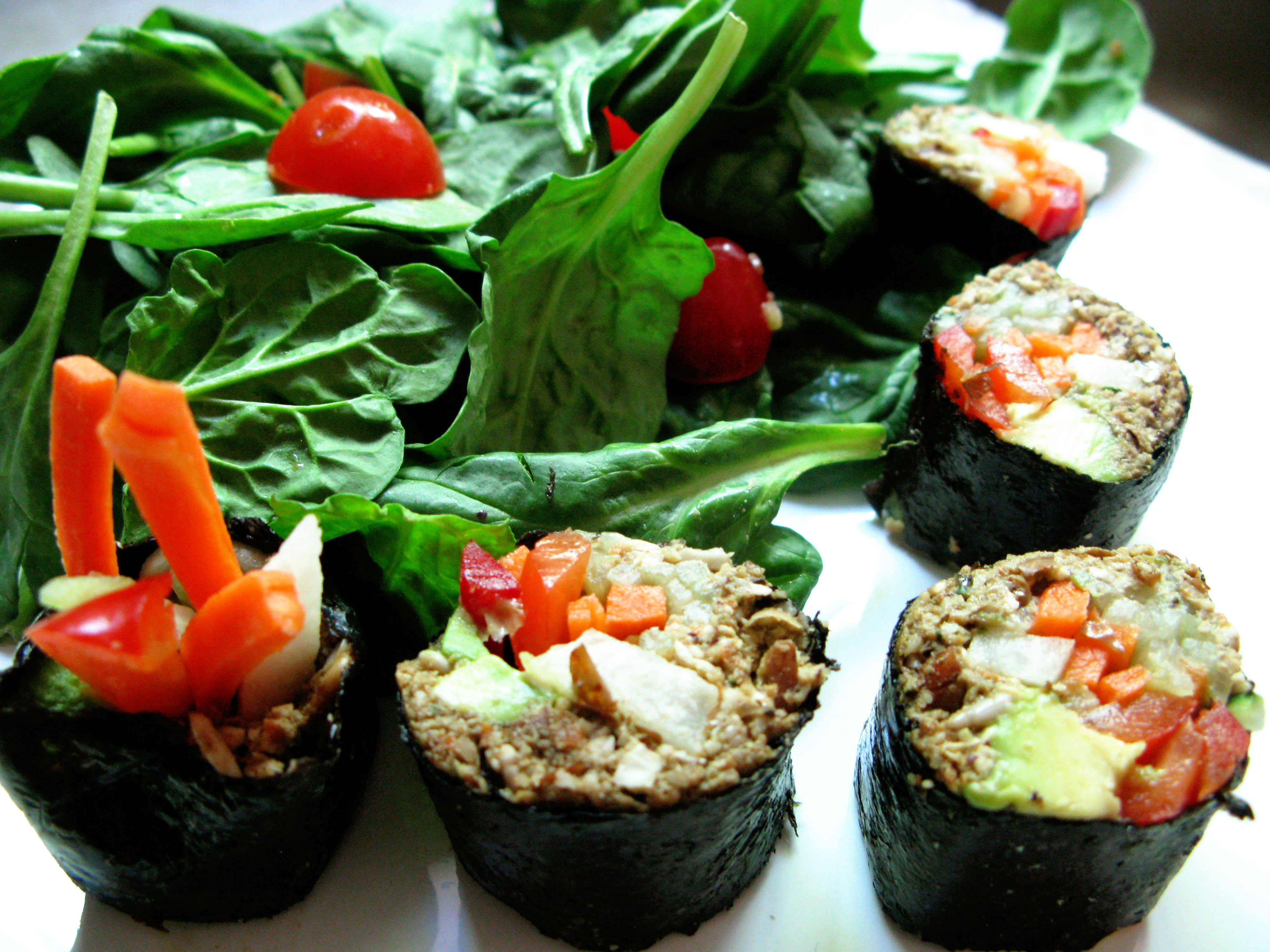 Raw food recipes with pictures 10 Best Raw Vegan Recipes-Raw Vegan m