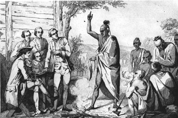 the history of the relationship between colonists and native americans The native americans resented and resisted the colonists' attempts to change them their refusal to conform to european culture angered the colonists and hostilities soon broke out between the two groups.