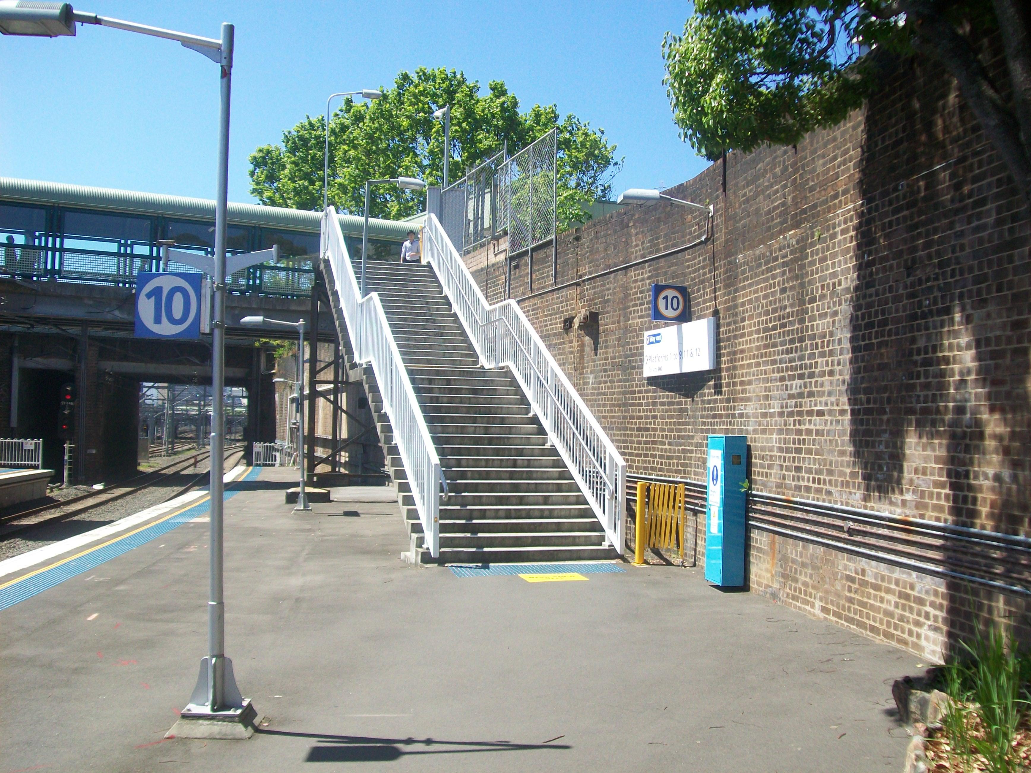 redfern station - photo #29