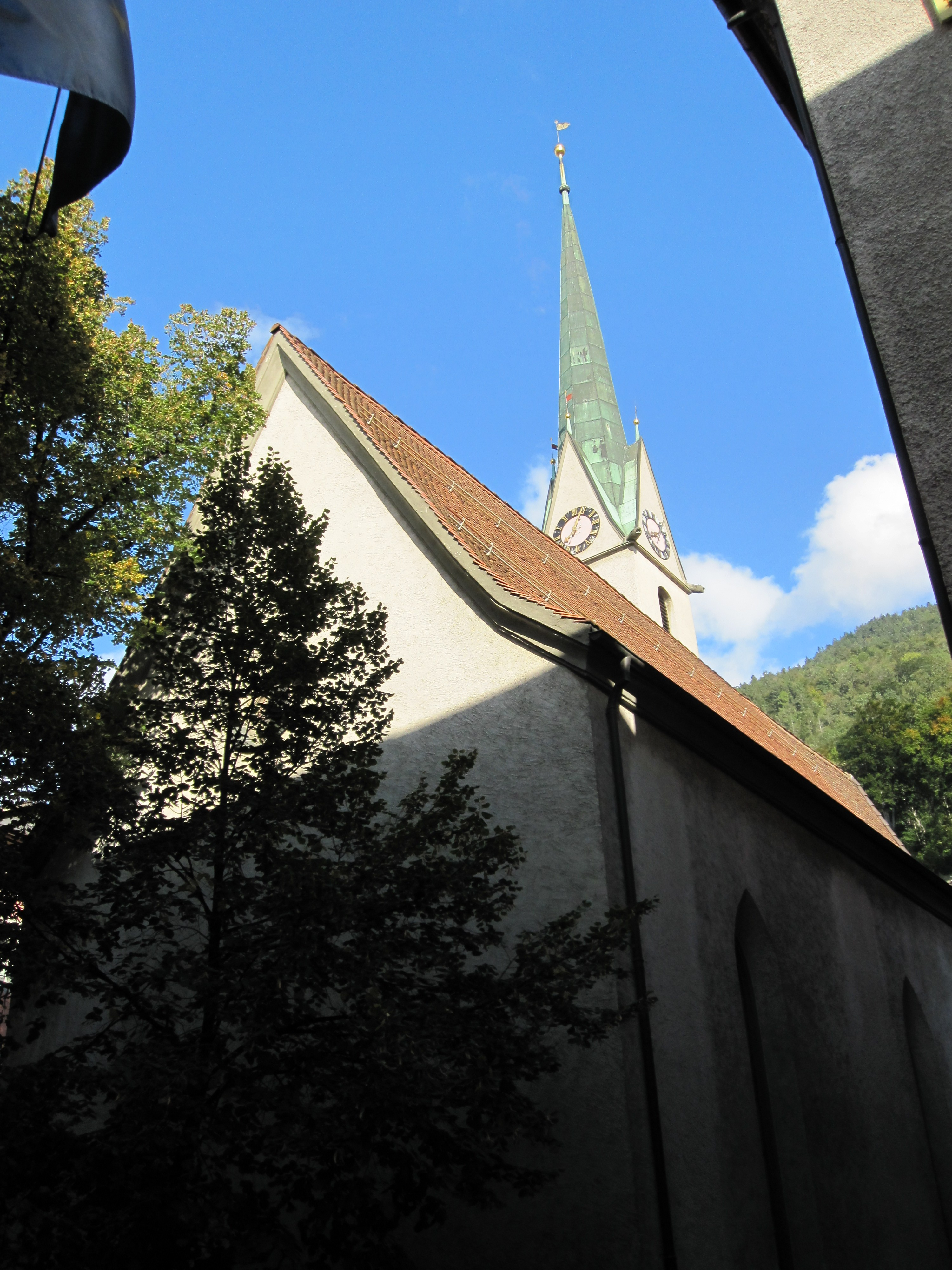 A Christianisation of Switzerland? Urban and Rural