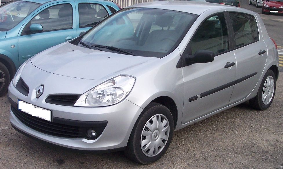 gallery renault clio 2006 modified