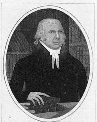 Rev John Jamieson by [[John Kay (caricaturist)|John Kay]]
