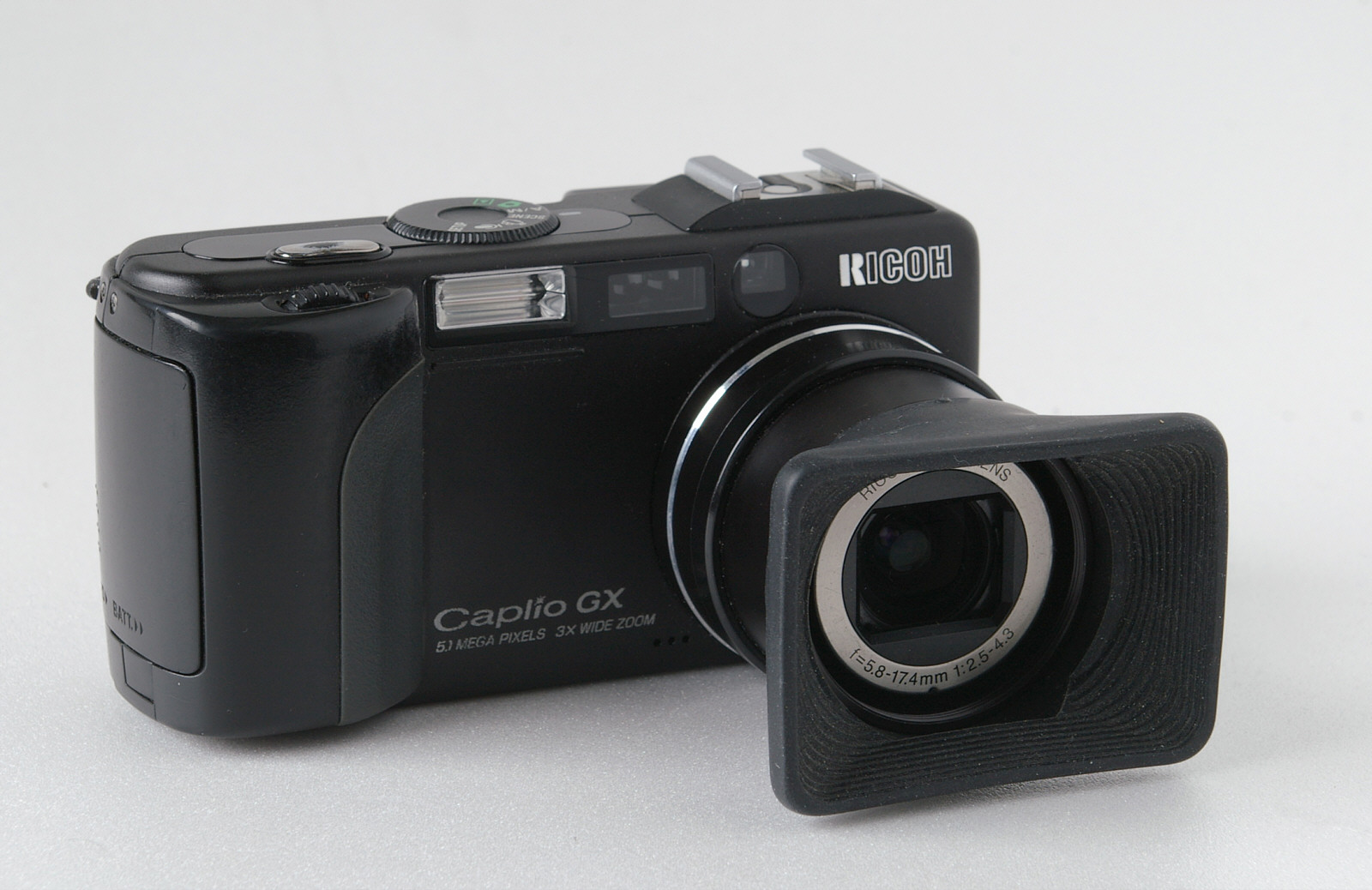 RICOH Caplio GX Camera Driver Windows XP