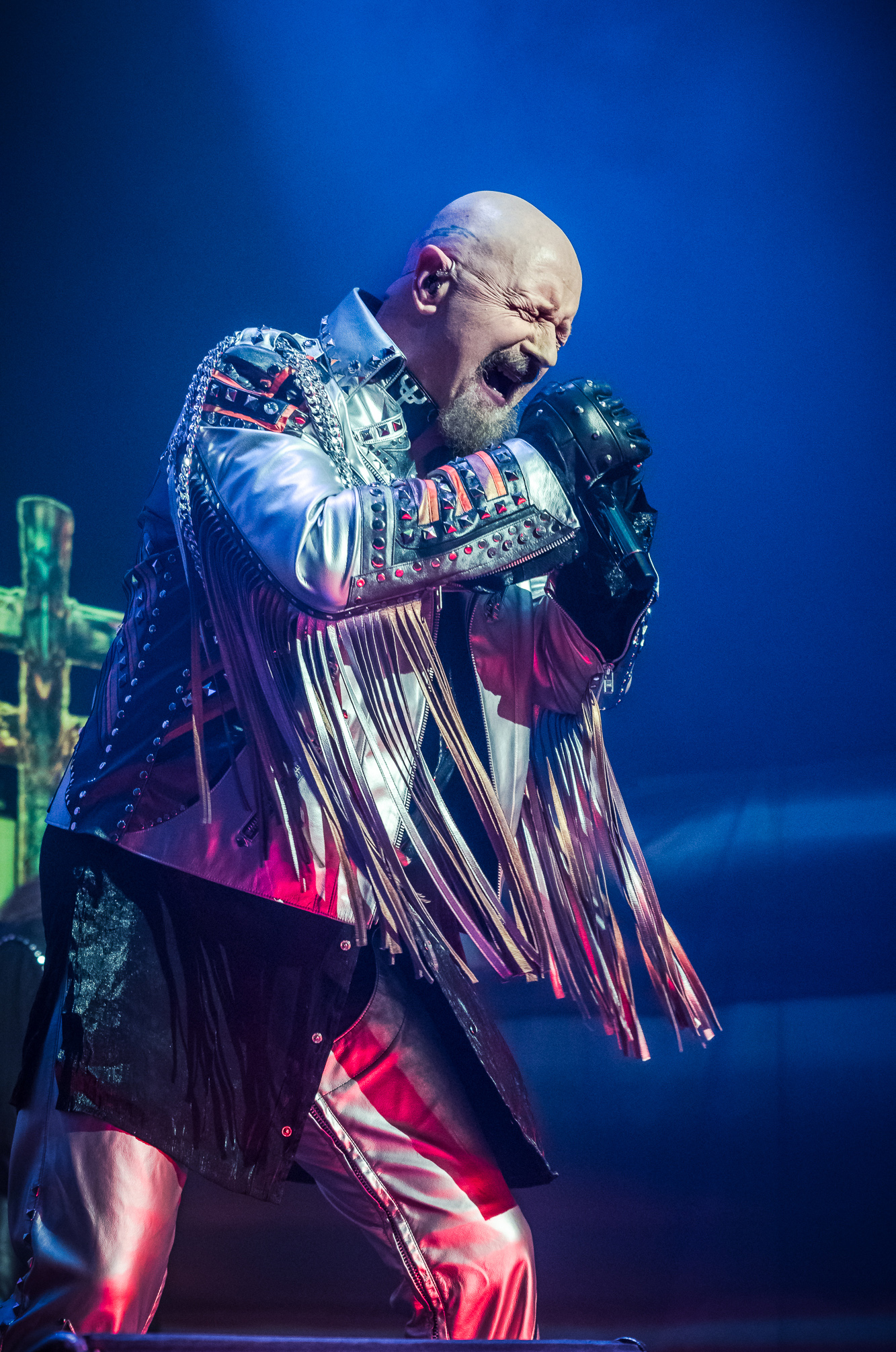 Picture of a band or musician: Rob Halford