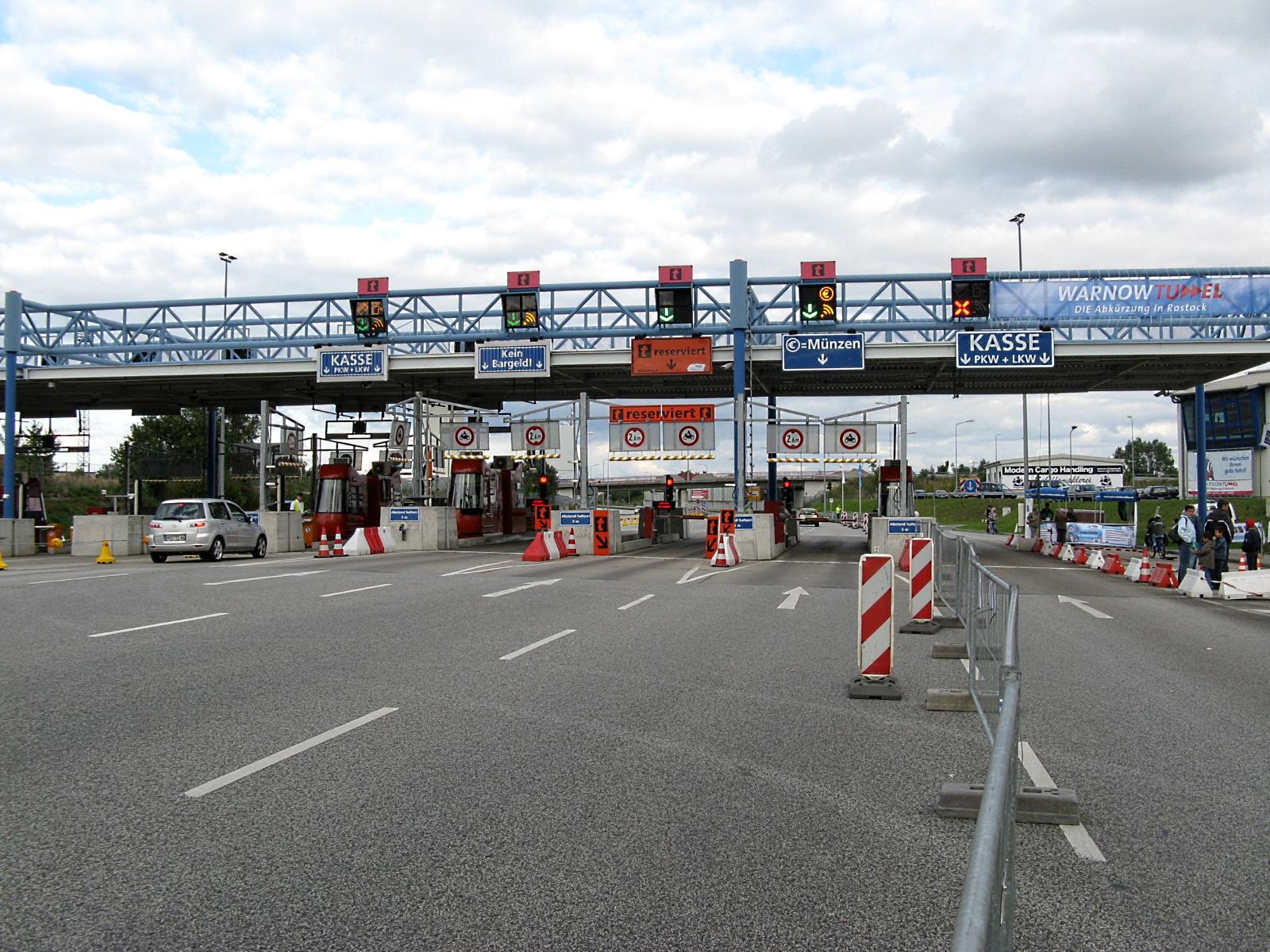 Warnowtunnel Rostock