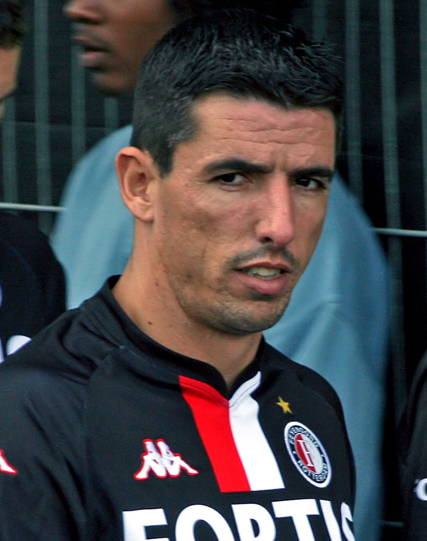 Depiction of Roy Makaay