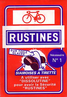 Rustine wikip dia for Rustine chambre a air
