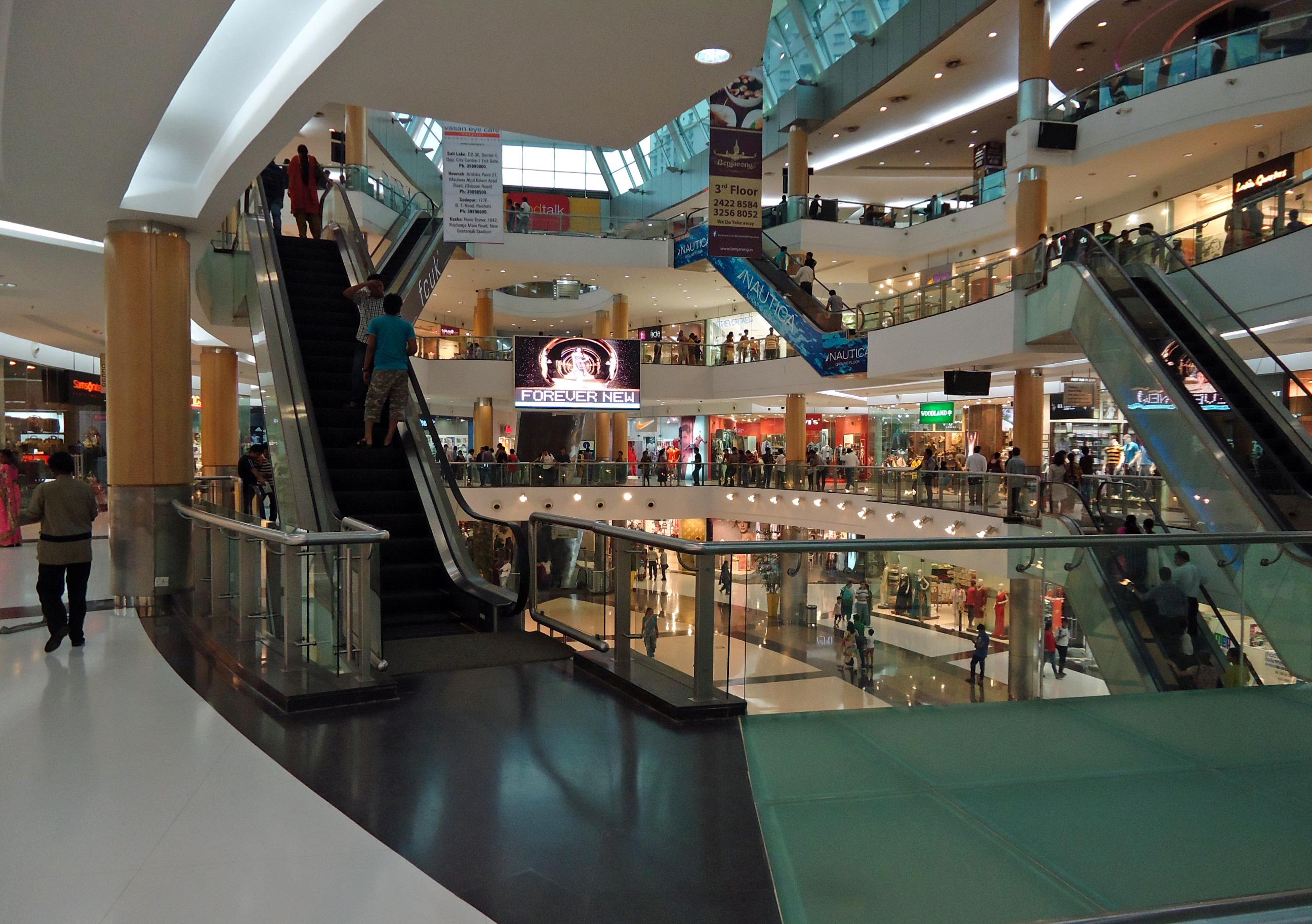 Myrtle Beach South Carolina Shopping Center