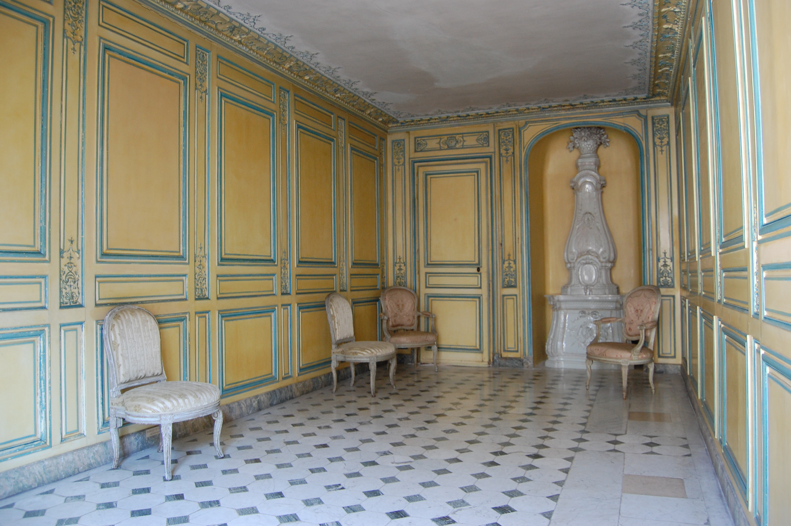 Palace of versailles bathrooms