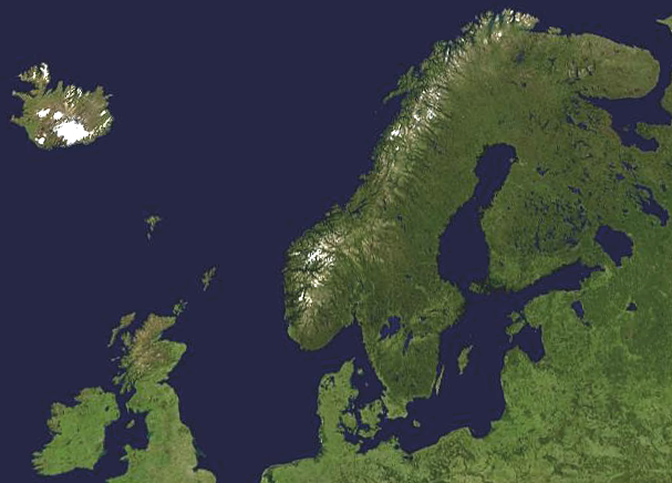 northern europe wikipedia