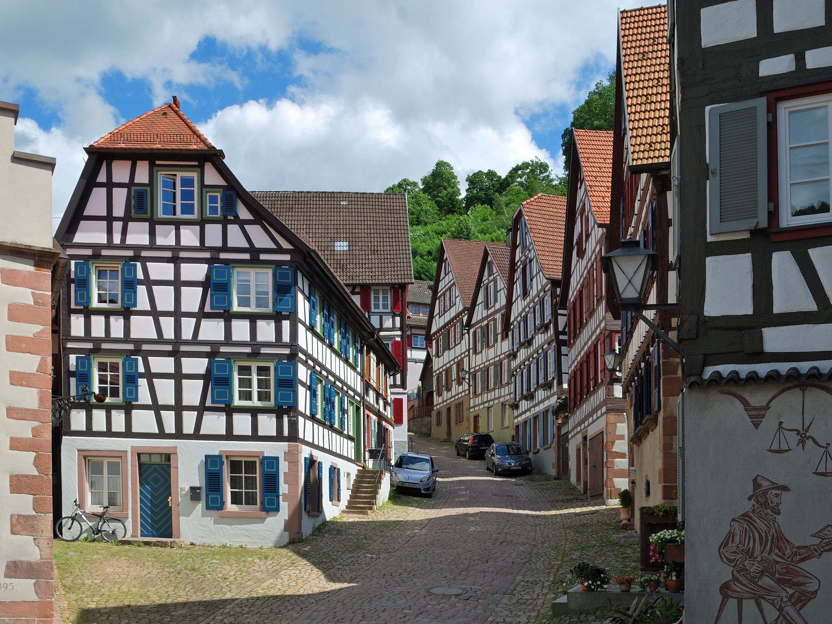 video millidabbraccio Schiltach(Baden-Württemberg)