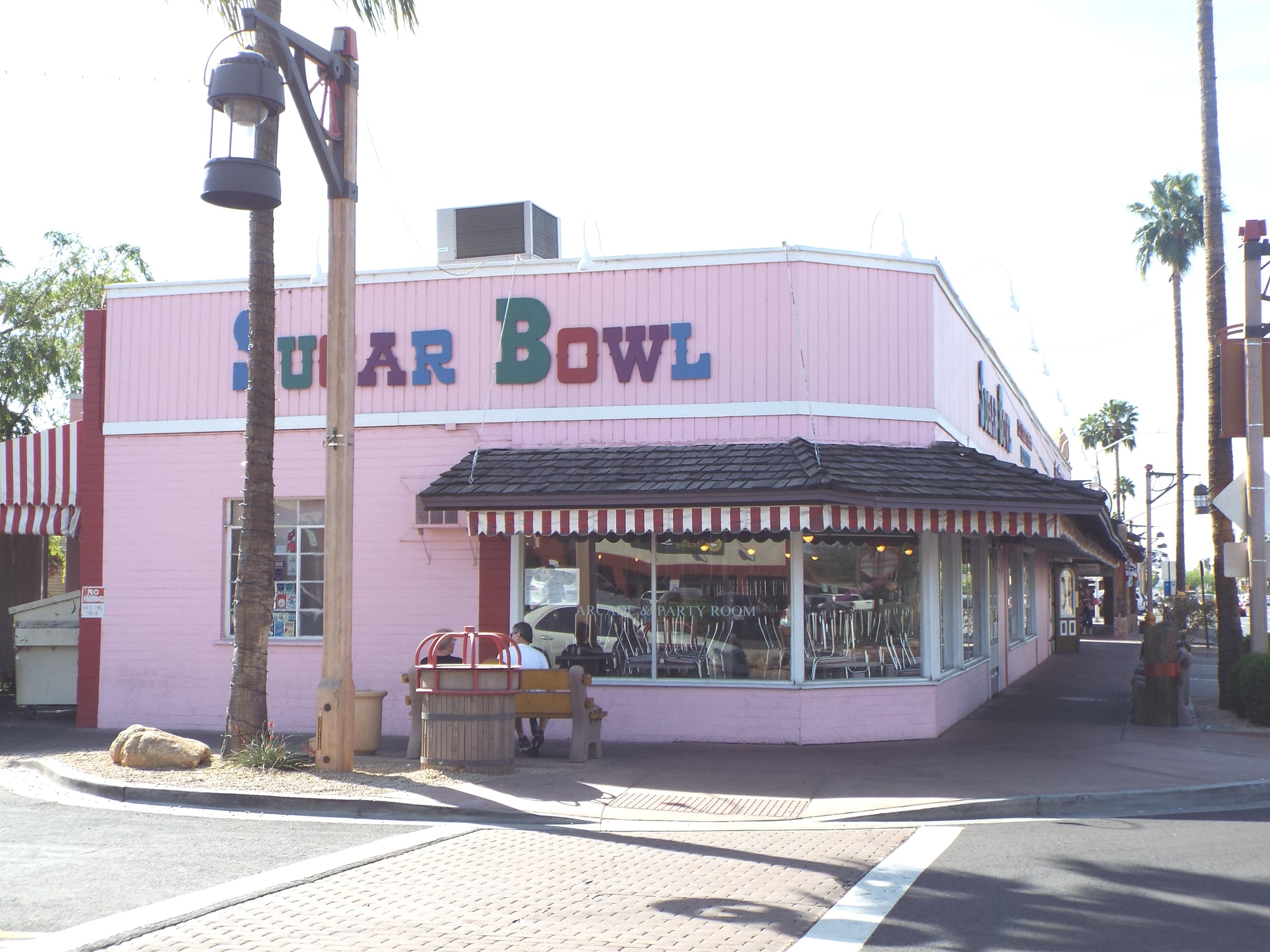 File Scottsdale Sugar Bowl Restaurant 1950 Jpg Wikipedia