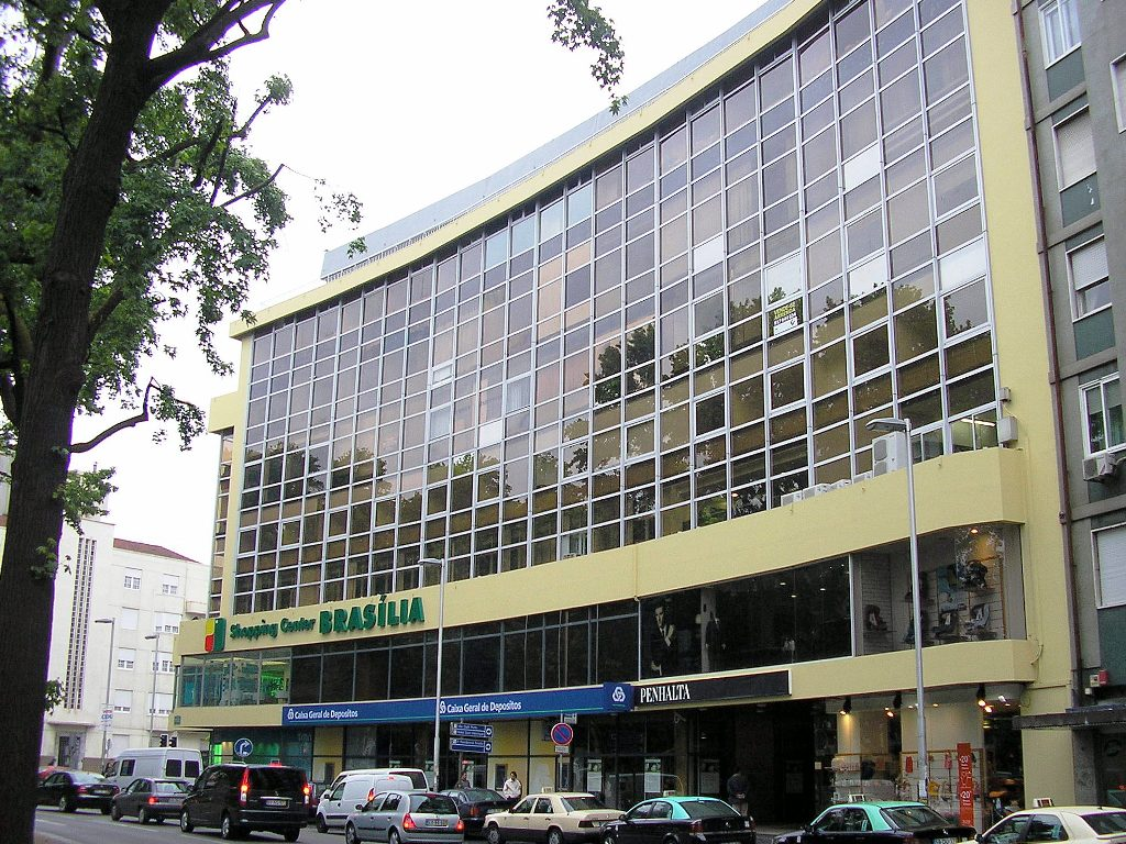 Centro Comercial Brasília (Porto)