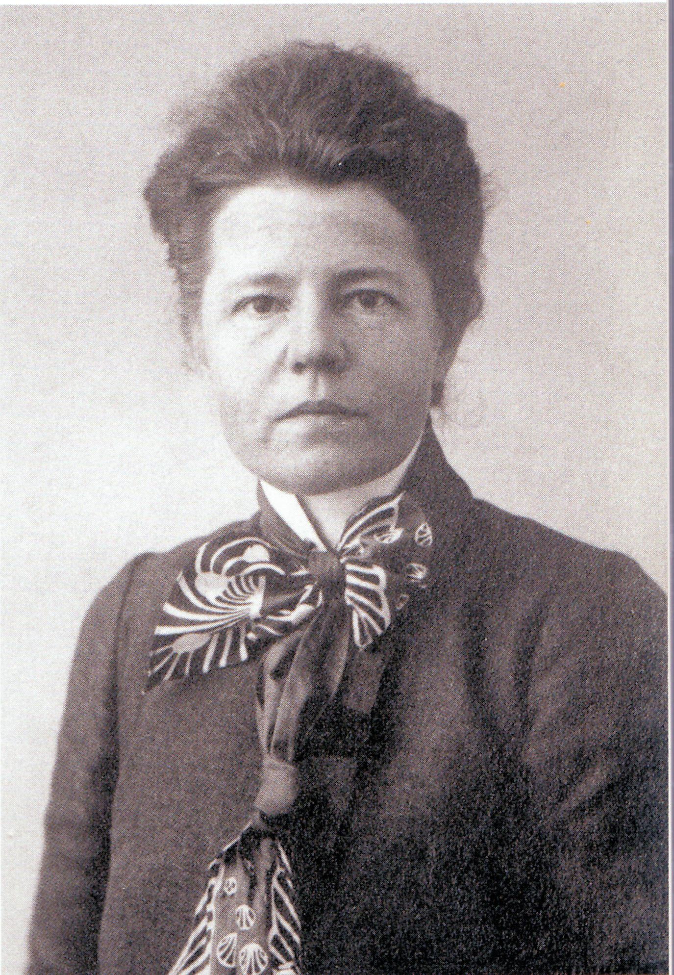 Image of Signe Viola Brander from Wikidata