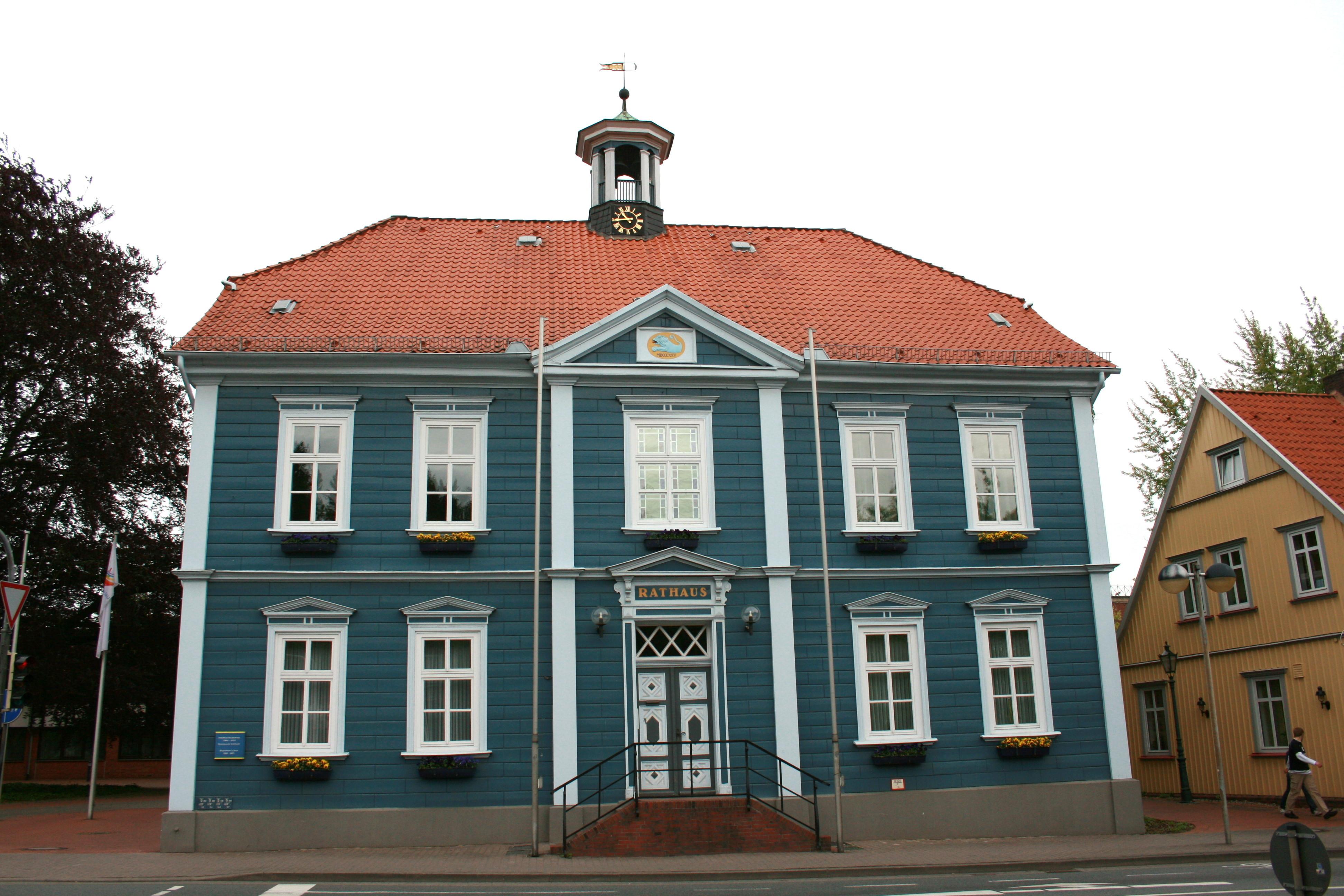 Altes Rathaus Soltau Wikipedia
