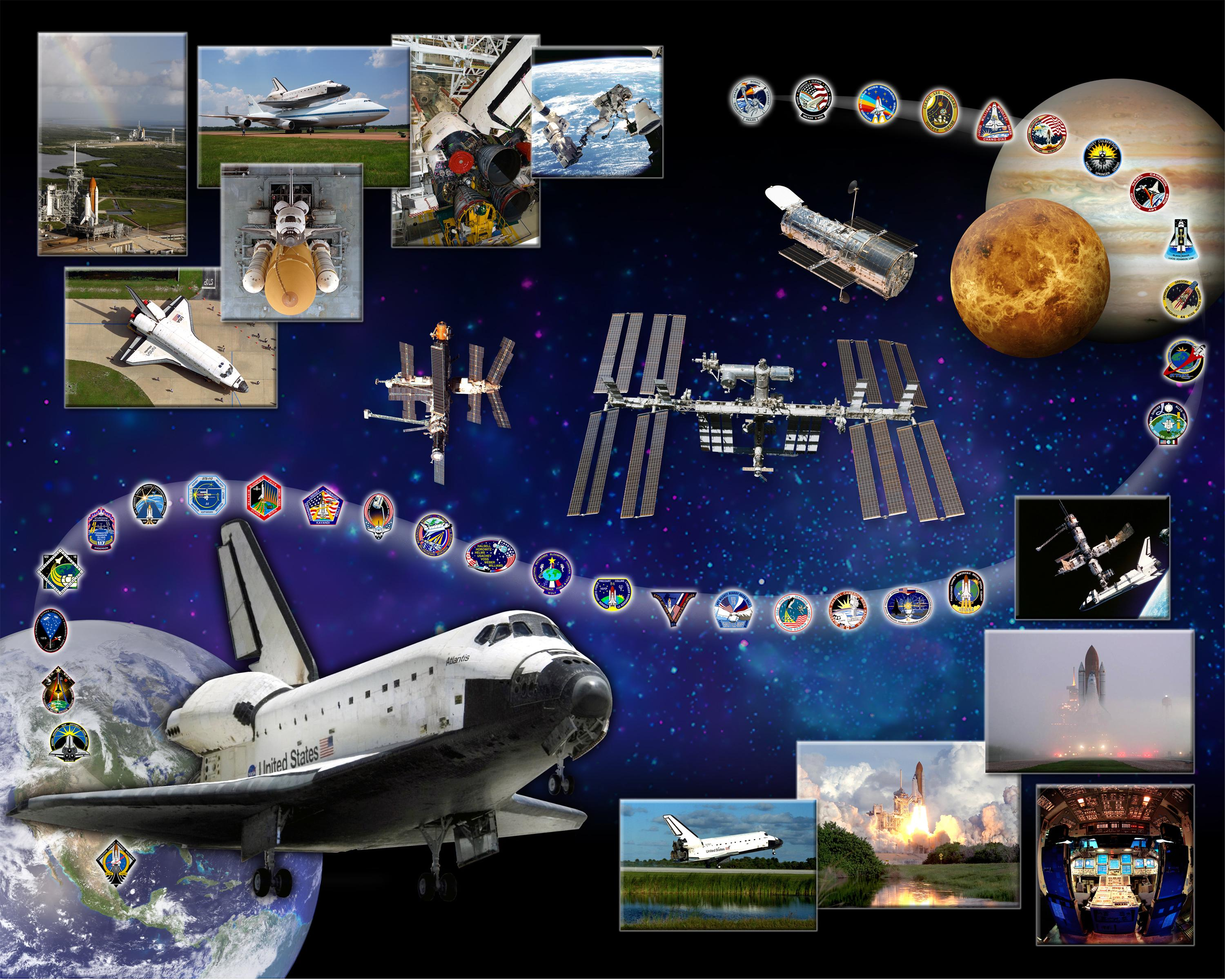 space shuttle atlantis accomplishments - photo #9