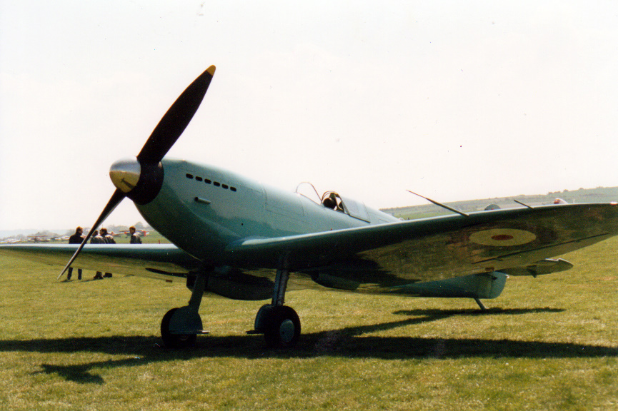 Supermarine Spitfire prototype K5054 - Wikipedia