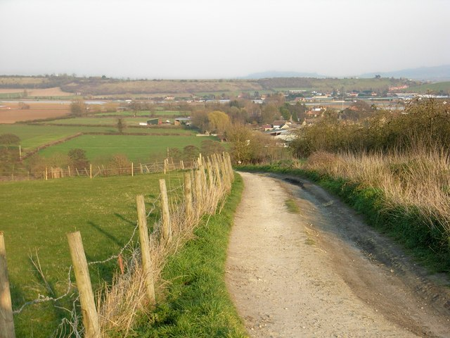 Springtime in the Vale of Evesham - geograph.org.uk - 378494