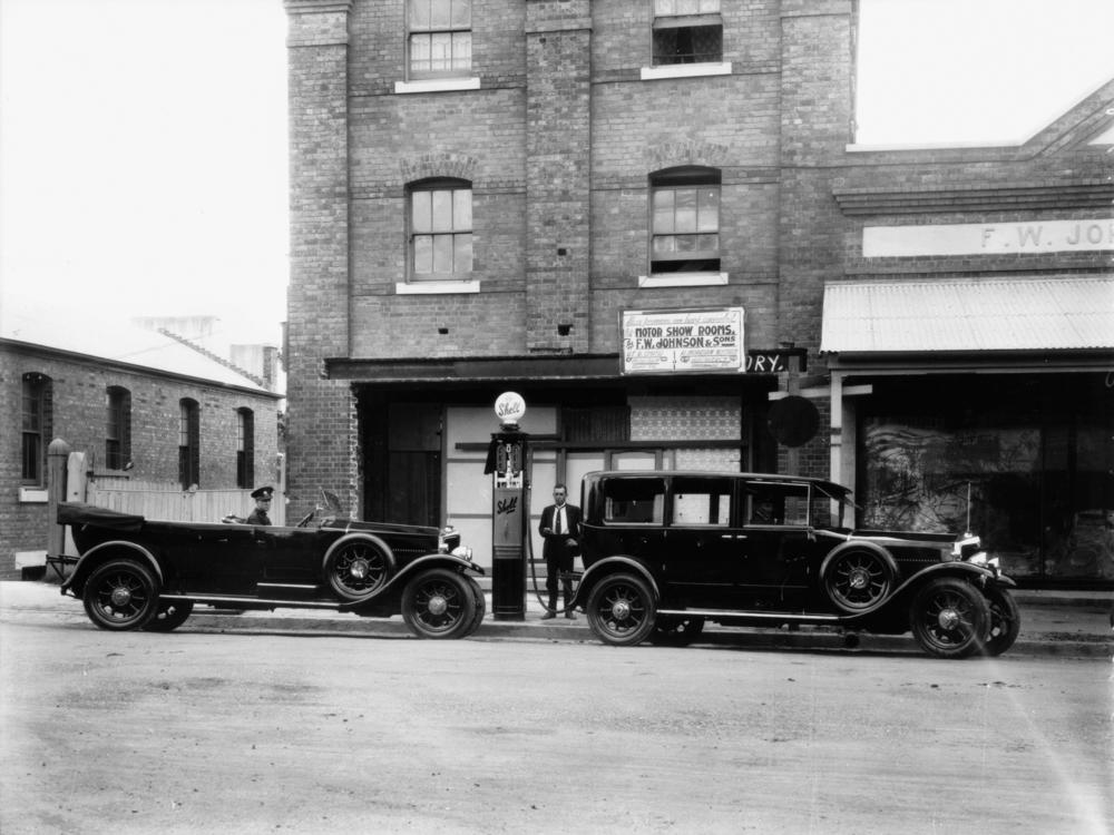 file statelibqld 1 111624 crossley cars used for the 1927. Black Bedroom Furniture Sets. Home Design Ideas