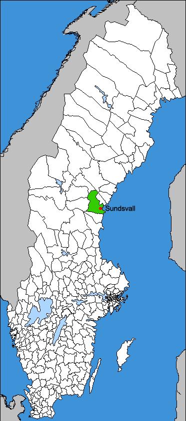 FileSundsvall Municipality Mappng Wikimedia Commons - Sweden map sundsvall