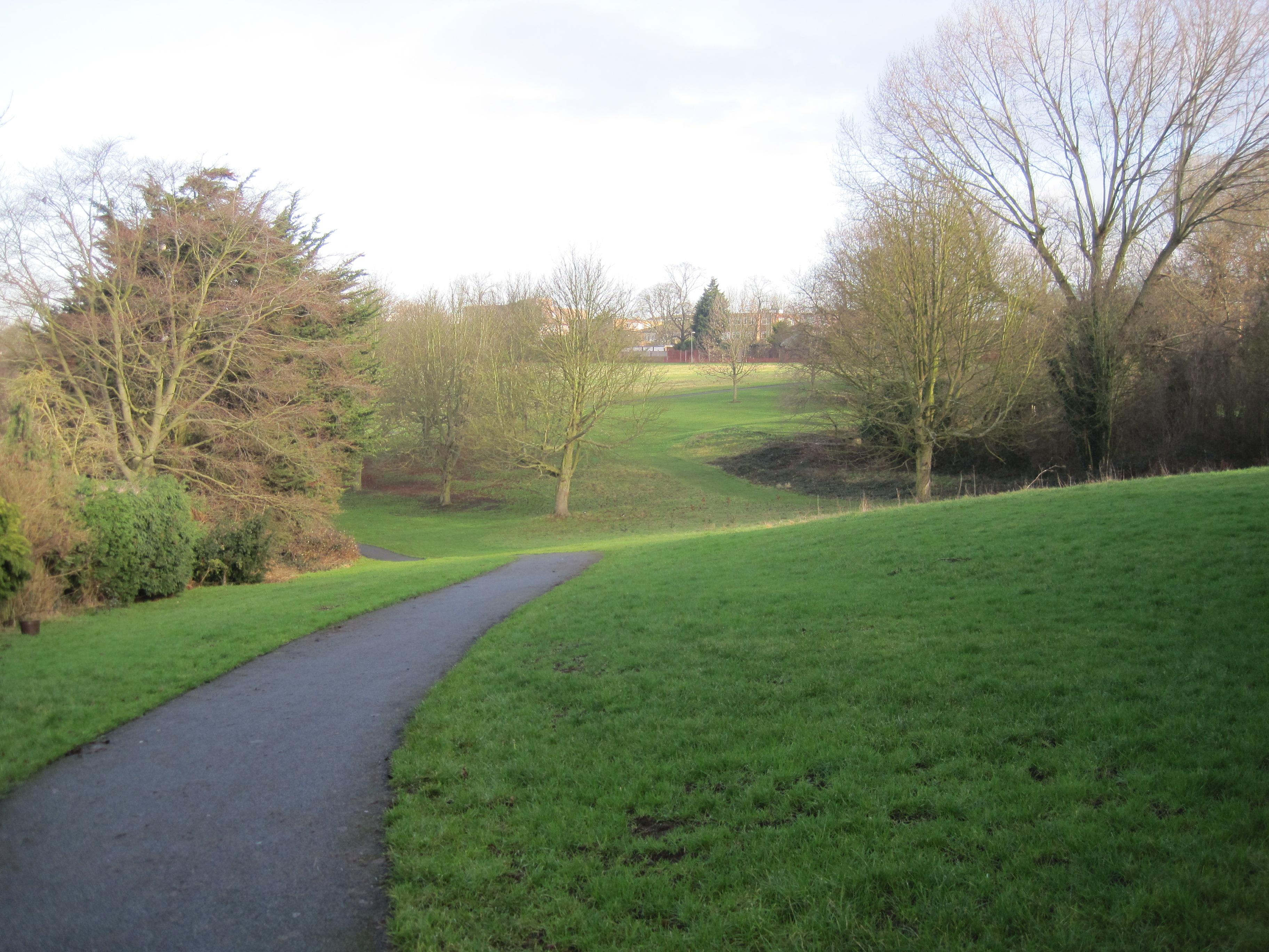 Sunny Hill Park Hendon Dog