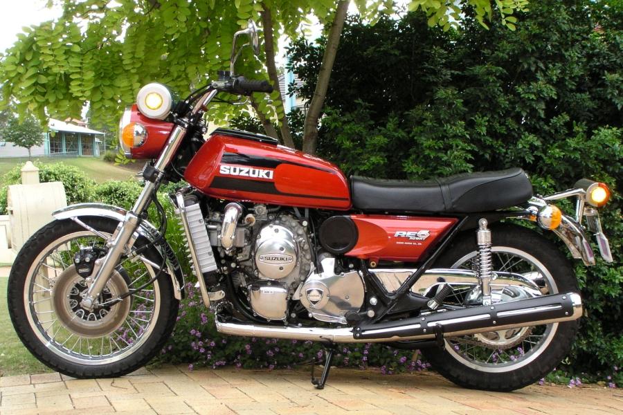 Suzuki Smotorcycle