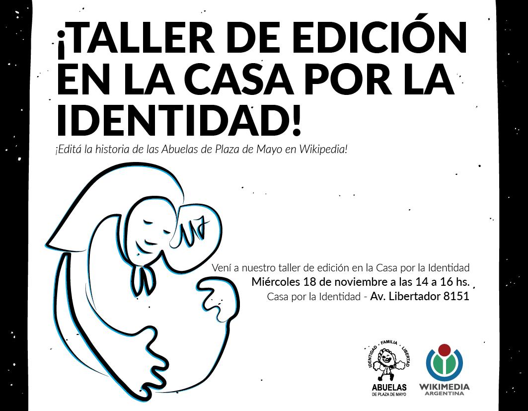 File Taller De Edición Abuelas De Plaza Png Wikimedia Commons