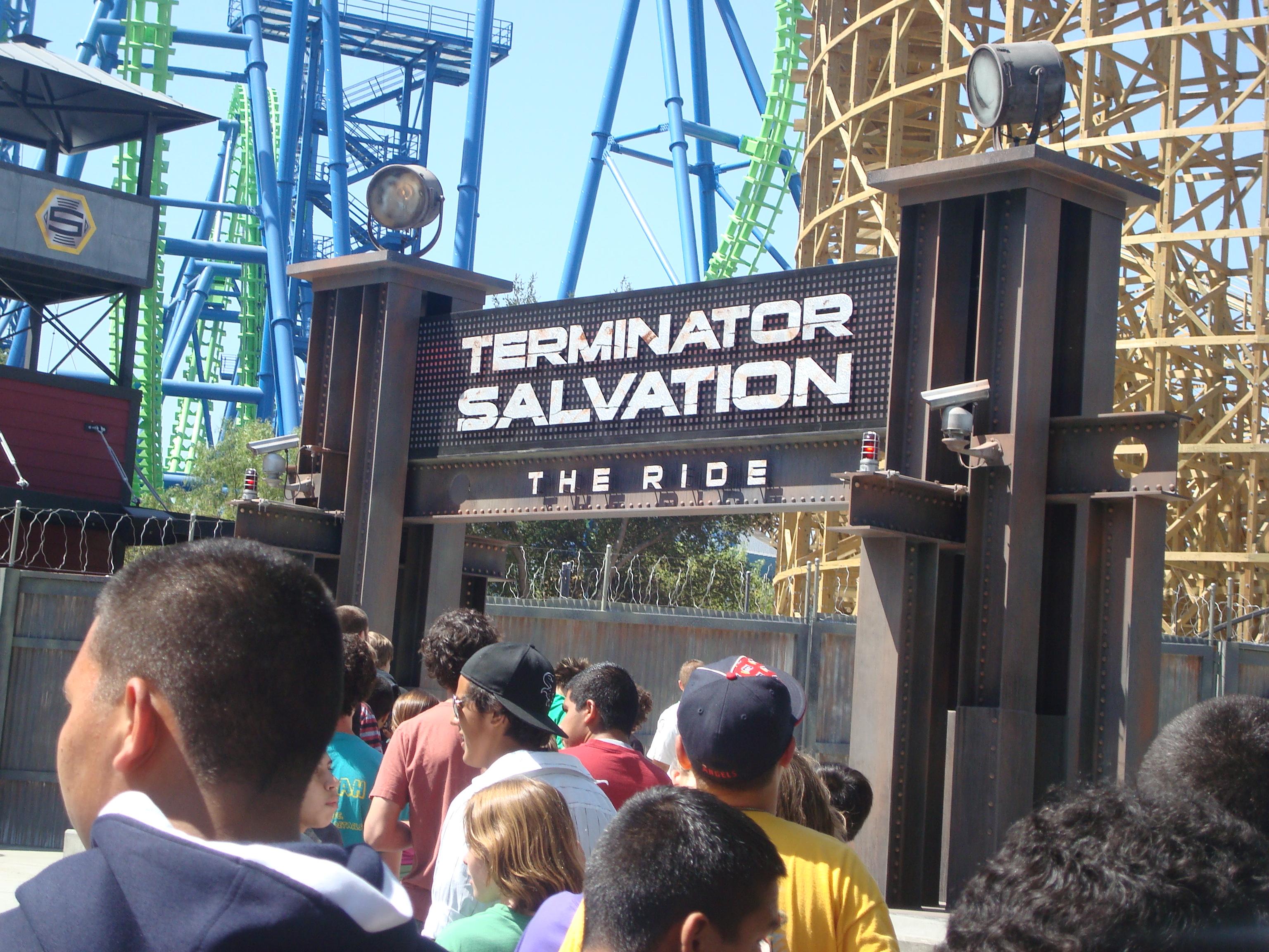Terminator Wiki Time Travel