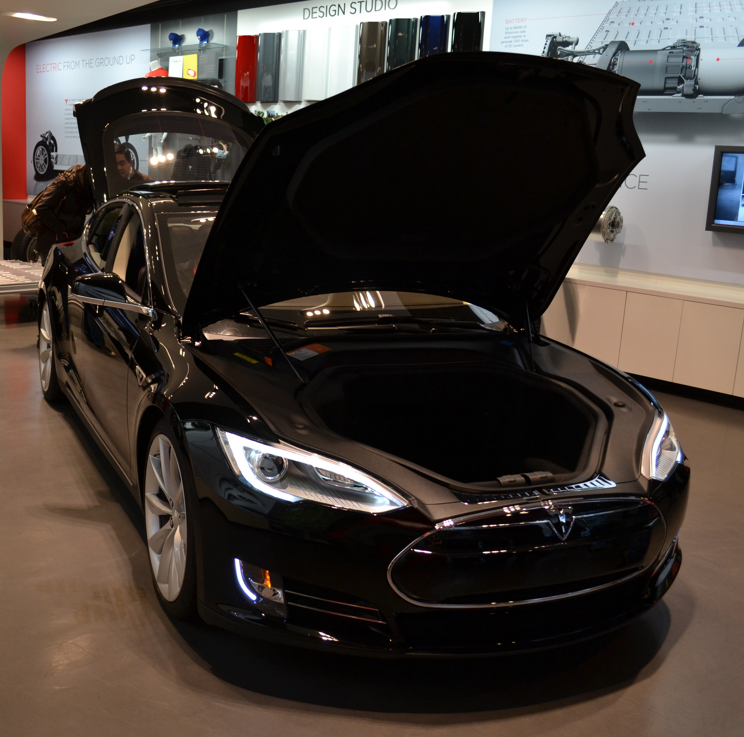 What Tesla S Open Source Design Means For Auto Careers