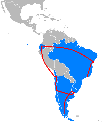 Race Map Of America.File The Amazing Race Latin America 3 Map Png Wikimedia Commons