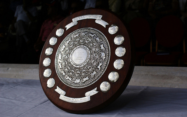 bradby shield encounter