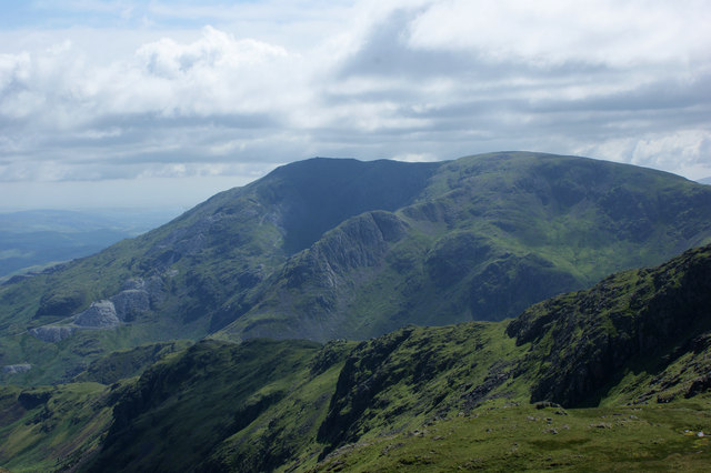 The Old Man of Coniston - geograph.org.uk - 1395524
