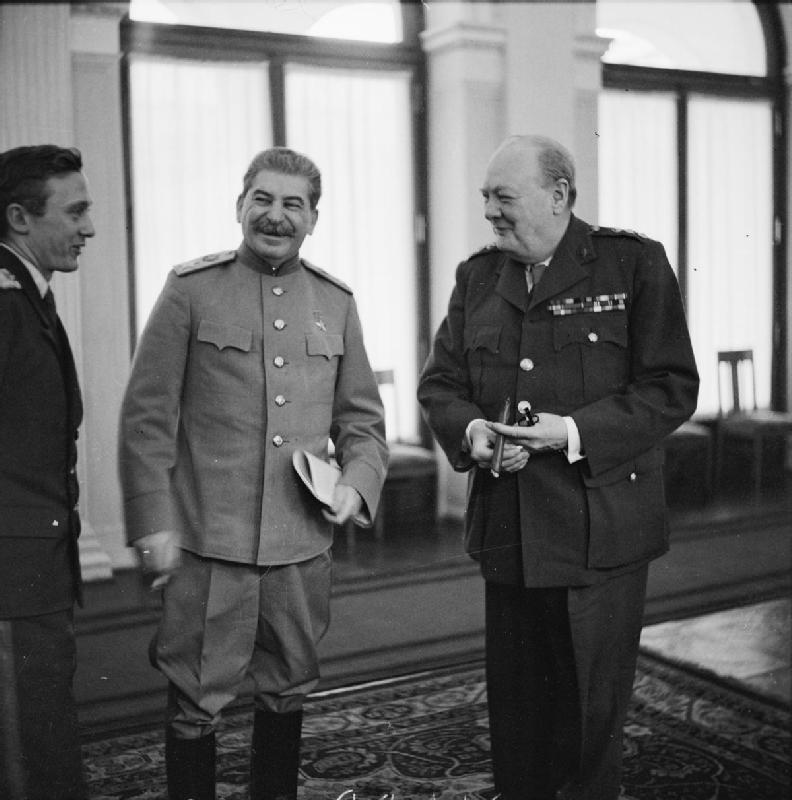 an introduction to the political history of the yalta conference Modern world history (20th century) which were the result of some significant changes that had taken place since the yalta conference 1 truman had led committees on fraud and corruption within the military and had emerged a respected political figure.