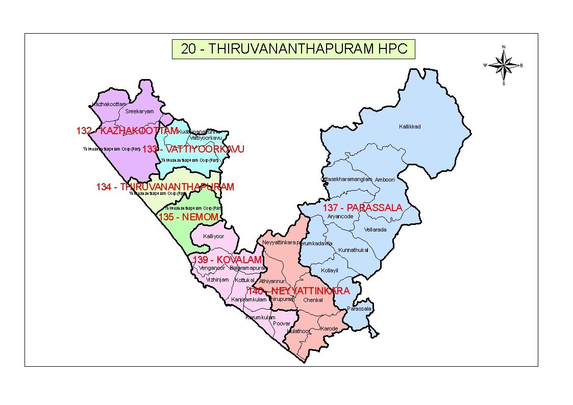 Thiruvananthapuram (Lok Sabha constituency)