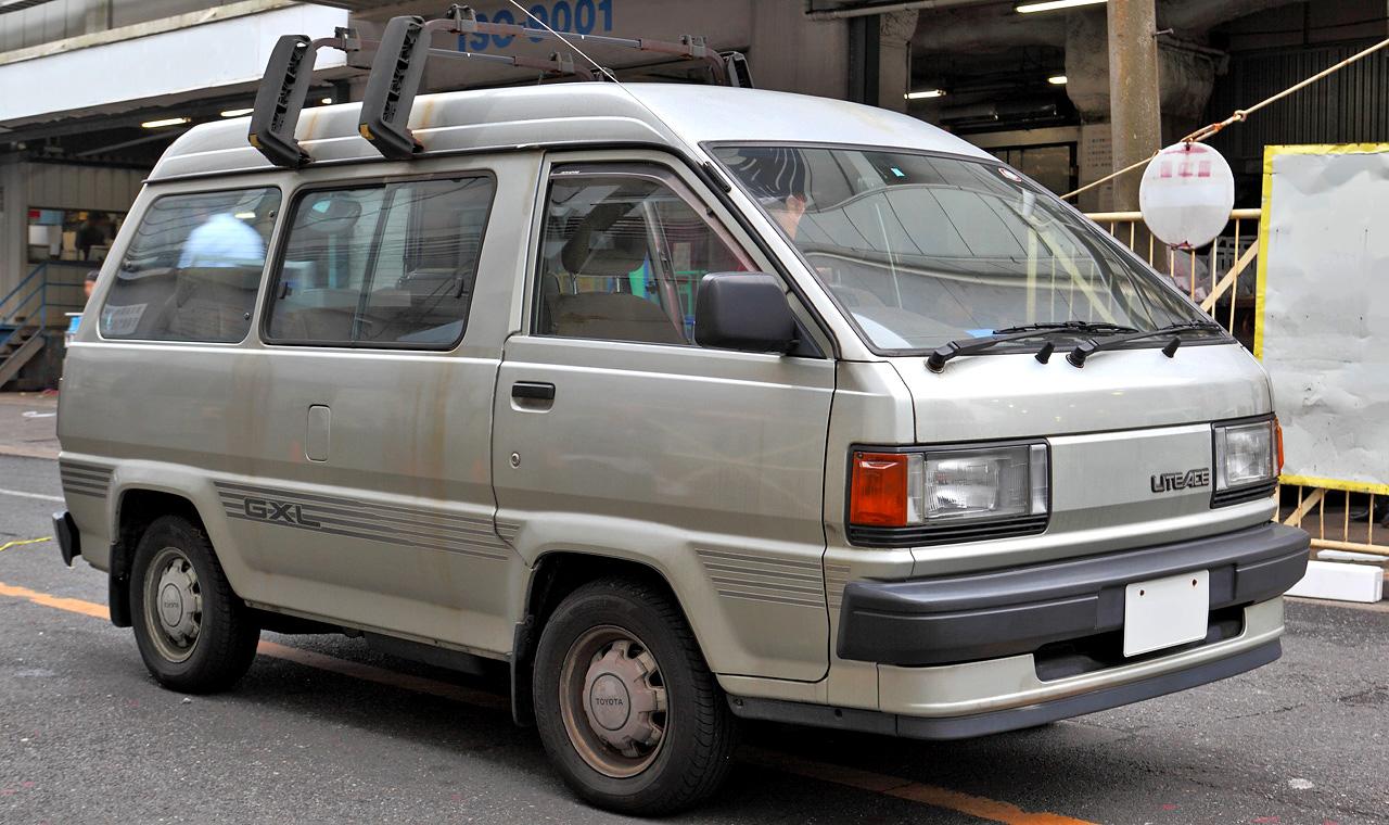 Toyota Liteace Club