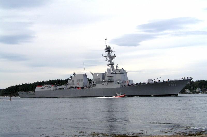DDG-51 Arleigh Burke USS_Gridley_DDG-101