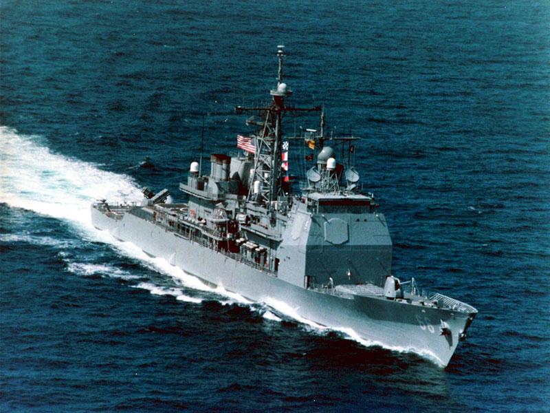 タイコンデロガ級ミサイル巡洋艦の画像 p1_22
