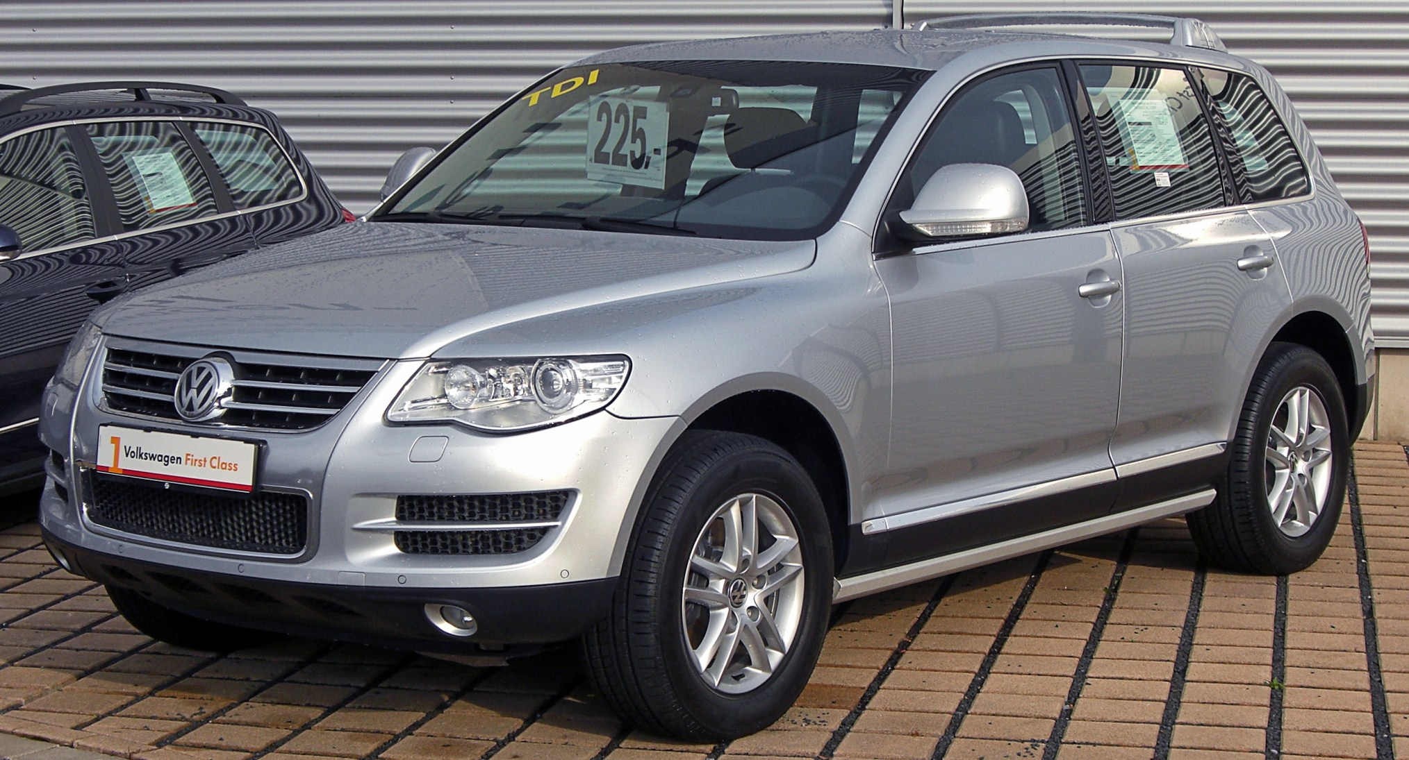 File:VW Touareg V6 TDI Facelift front.JPG - Wikimedia Commons