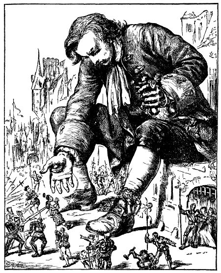 character sketch gulliver Get everything you need to know about the houyhnhnms in gulliver's travels analysis, related quotes, timeline.