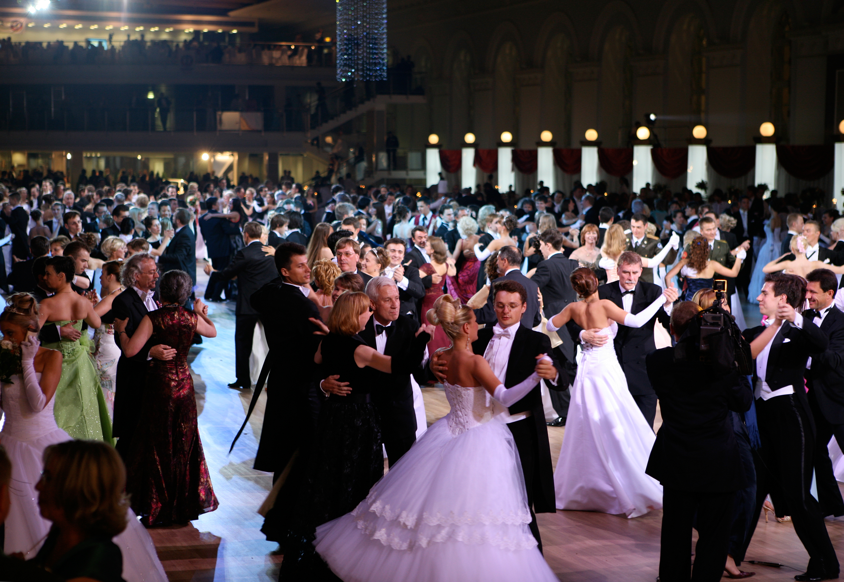 History of ballroom dance in the philippines