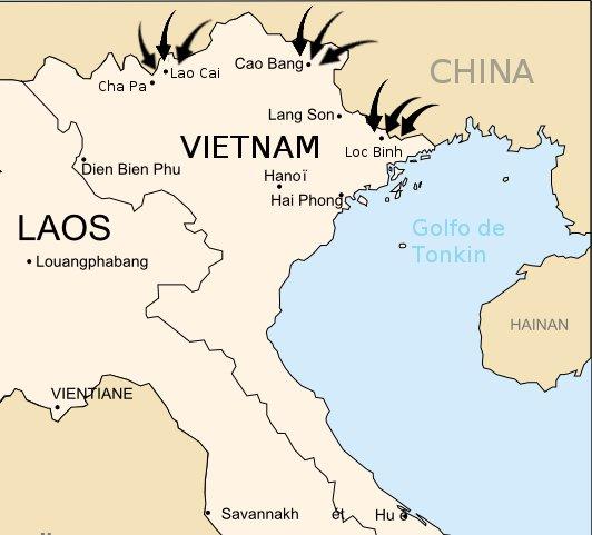 Den Kinesisk Vietnamesiske Krig Wikipedia Den Frie Encyklopaedi