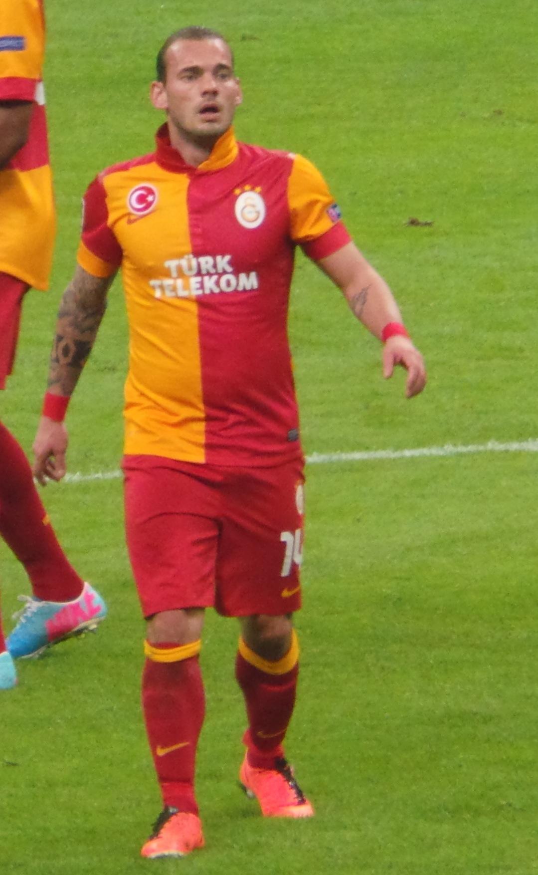 File Wesley Sneijder RM JPG Wikimedia mons
