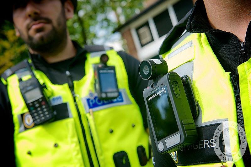 West Midlands Police - trial body worn video.jpg