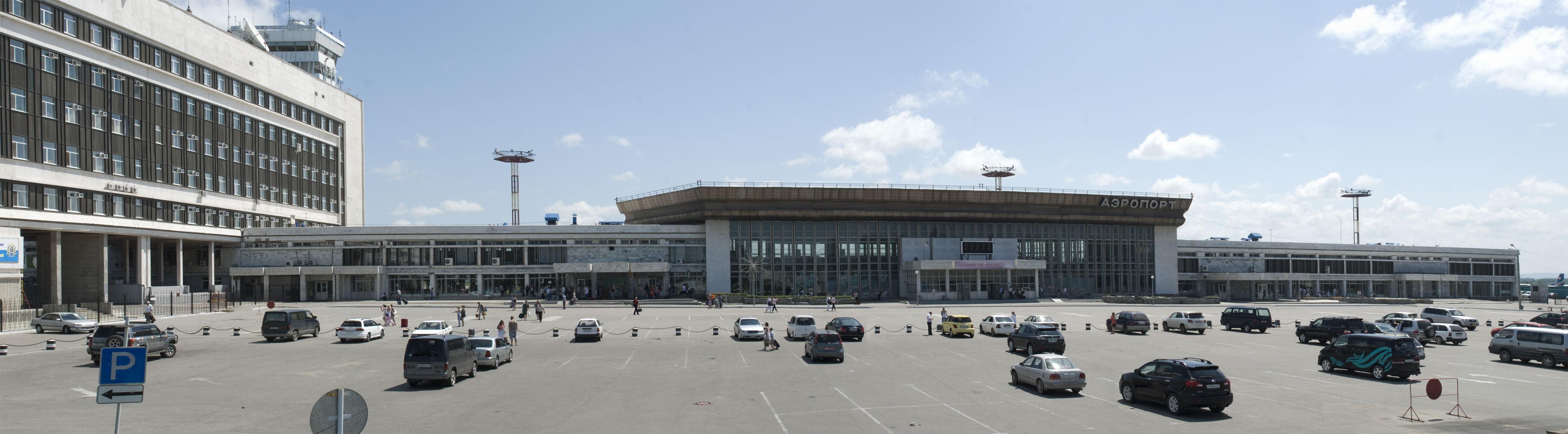 фото хабаровска аэропорт